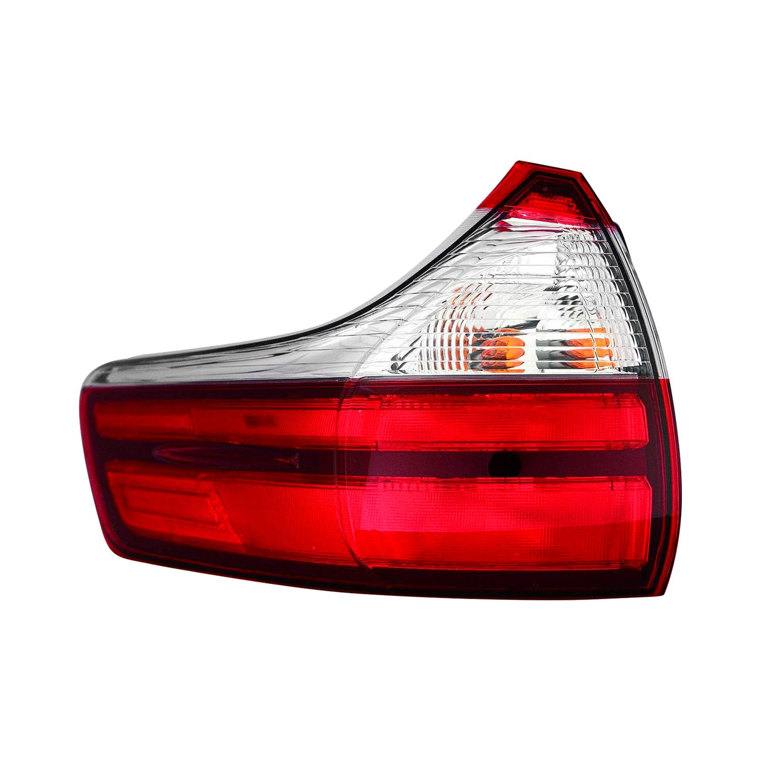 depo toyota sienna 2017 replacement tail light. Black Bedroom Furniture Sets. Home Design Ideas
