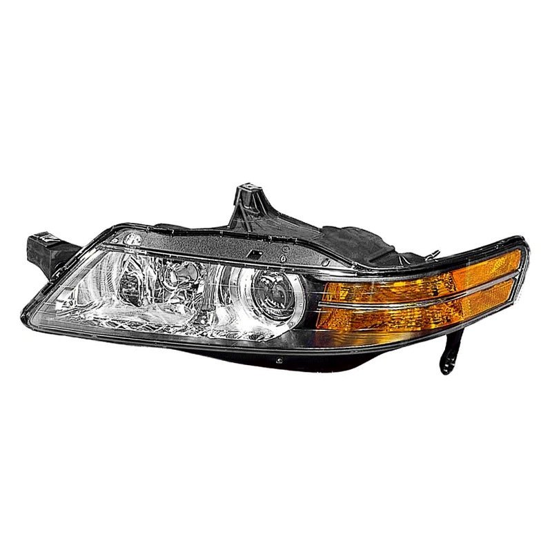 Acura TL With Factory HID/Xenon Headlights 2004