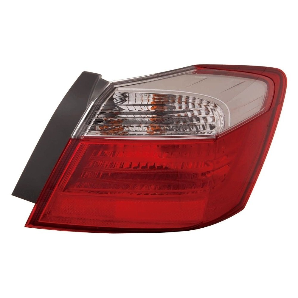 depo honda accord 2014 2015 replacement tail light. Black Bedroom Furniture Sets. Home Design Ideas