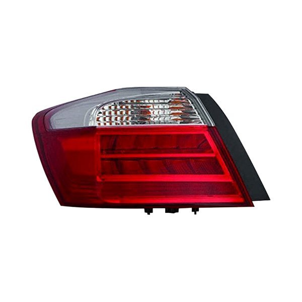 depo honda accord 2014 tail light. Black Bedroom Furniture Sets. Home Design Ideas