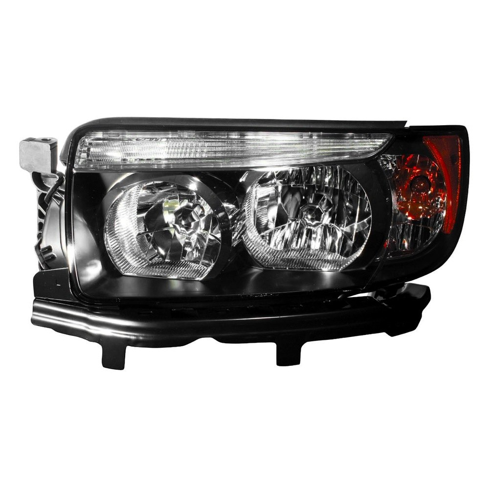 Depo Driver Side Replacement Headlight