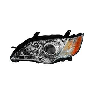 how to change headlights on subaru outback