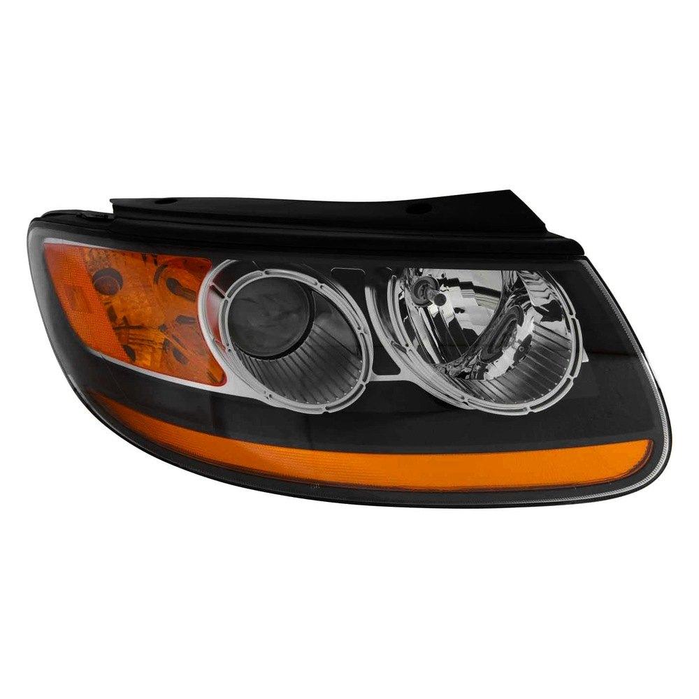 2007 Hyundai Sonata Price: Hyundai Sonata 2007 Replacement Headlight