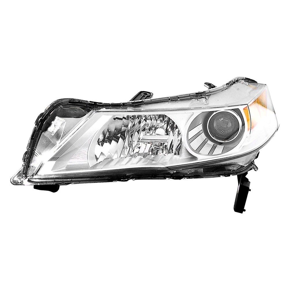 Acura TL With Factory HID/Xenon Headlights 2009