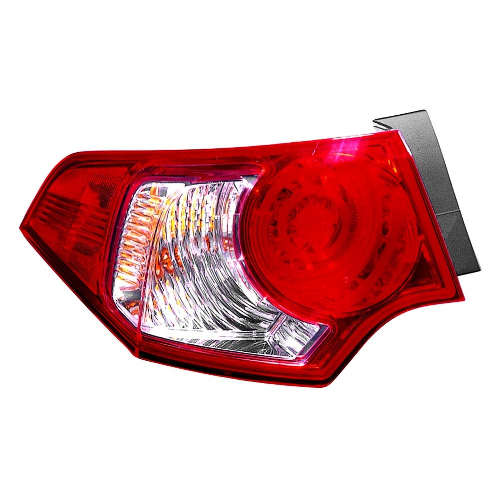 Acura TSX 2009 Replacement Tail Light