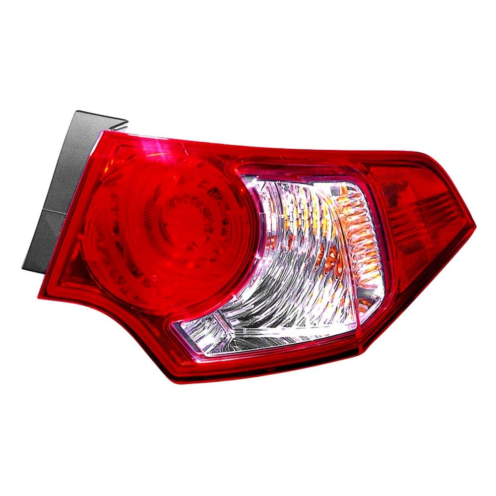 Depo Acura Tsx 2009 2010 Replacement Tail Light