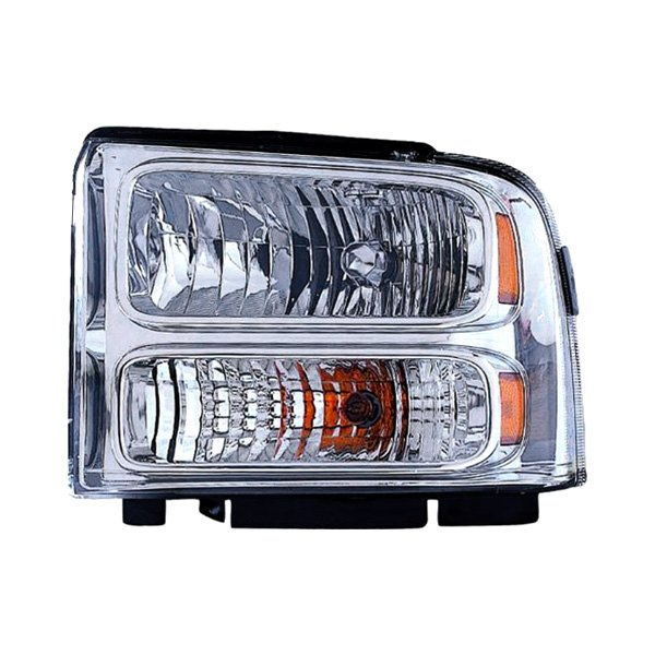 Ford F 250 Headlights : Depo ford f super duty with factory halogen