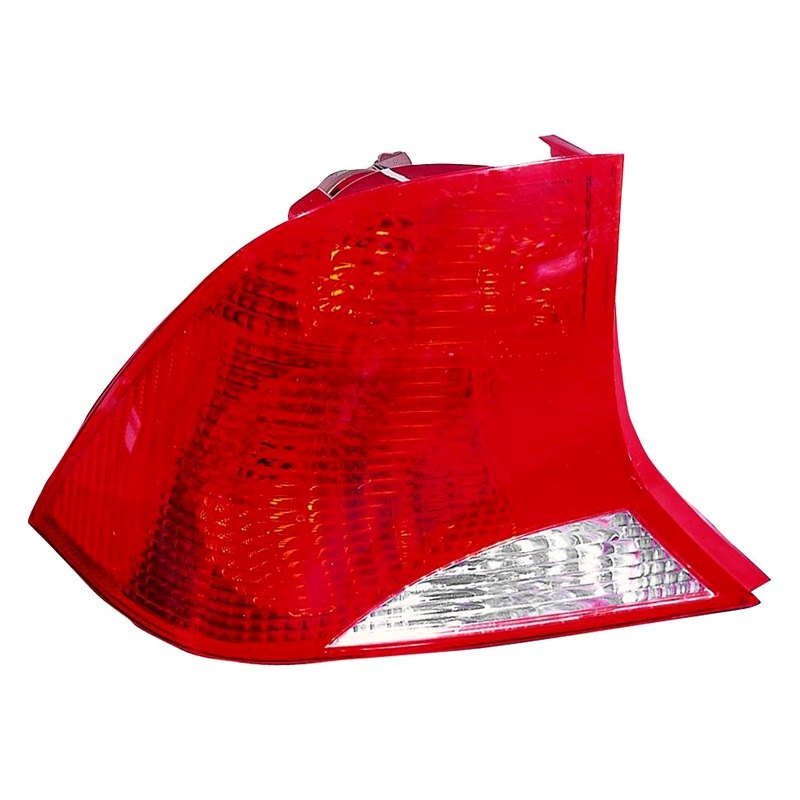 Depo Driver Side Replacement Tail Light