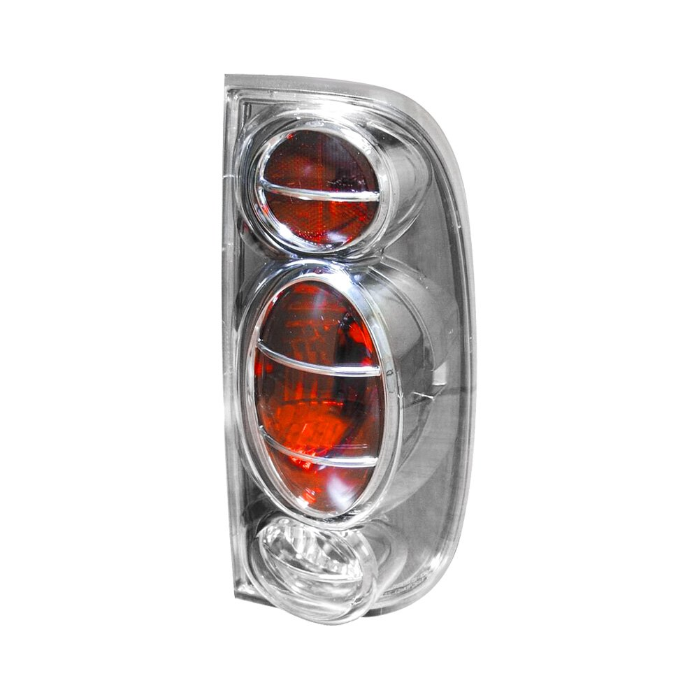 depo ford f 150 2003 chrome red tail light. Black Bedroom Furniture Sets. Home Design Ideas