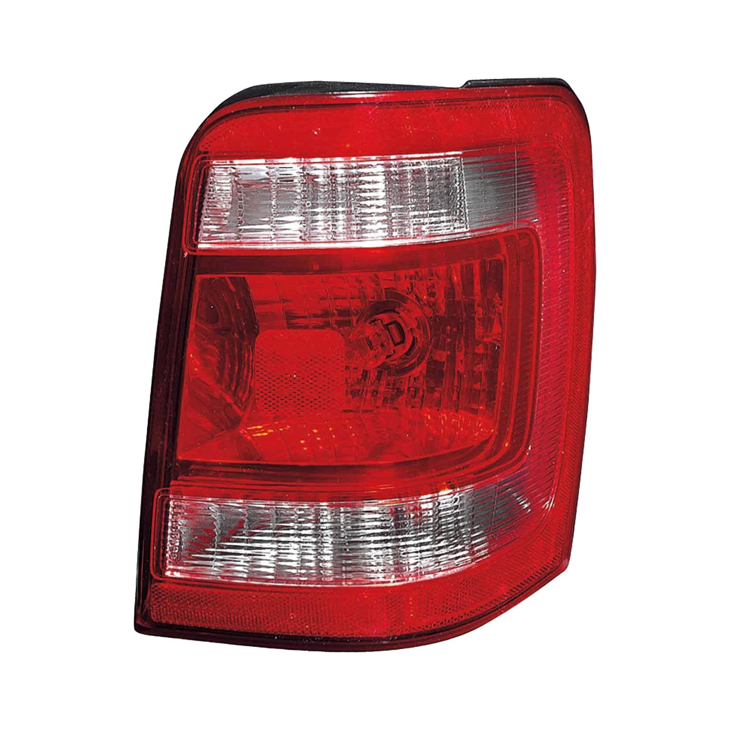 depo ford escape 2008 replacement tail light. Black Bedroom Furniture Sets. Home Design Ideas