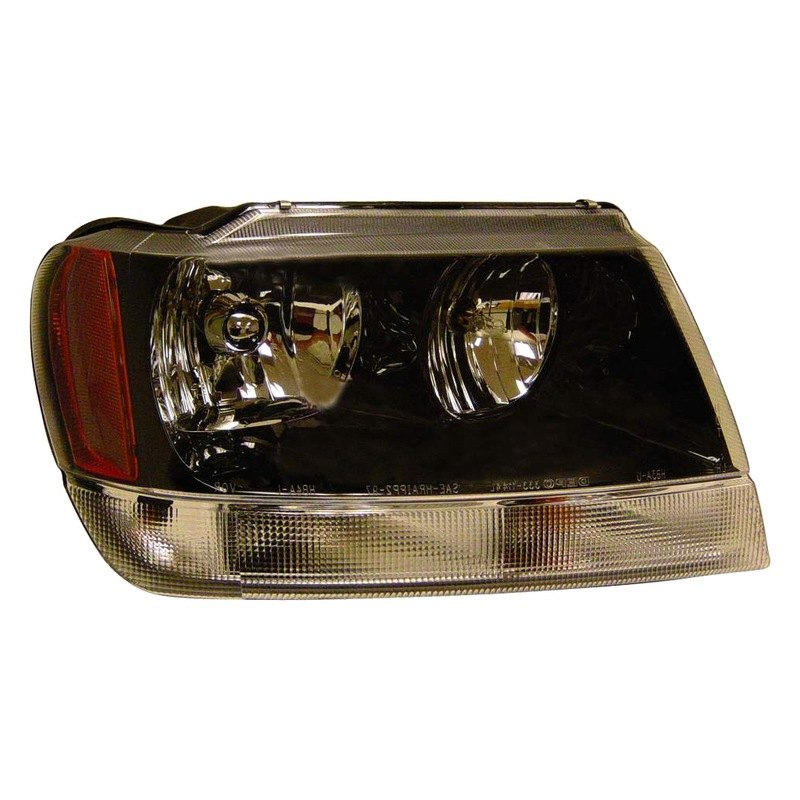 depo jeep grand cherokee 2002 replacement headlight. Black Bedroom Furniture Sets. Home Design Ideas