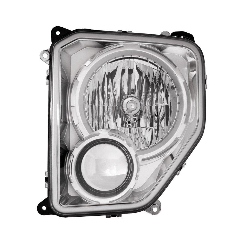 Jeep Liberty 2008-2010 Replacement Headlight