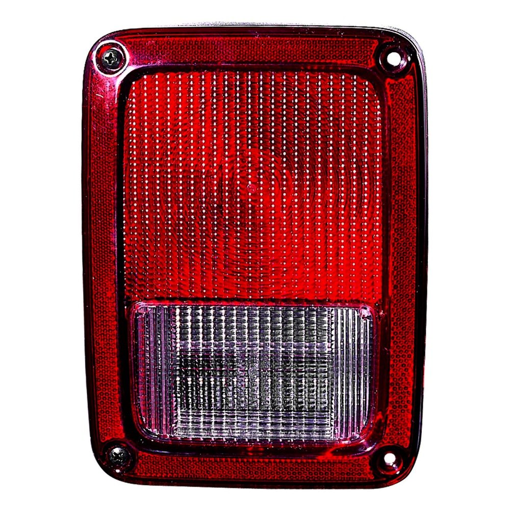 Depo 174 Jeep Wrangler 2007 Replacement Tail Light