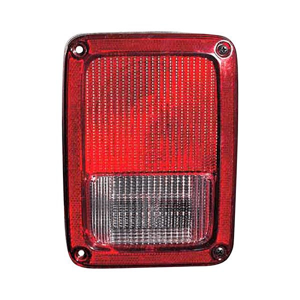 Depo 174 Jeep Wrangler 2008 Replacement Tail Light
