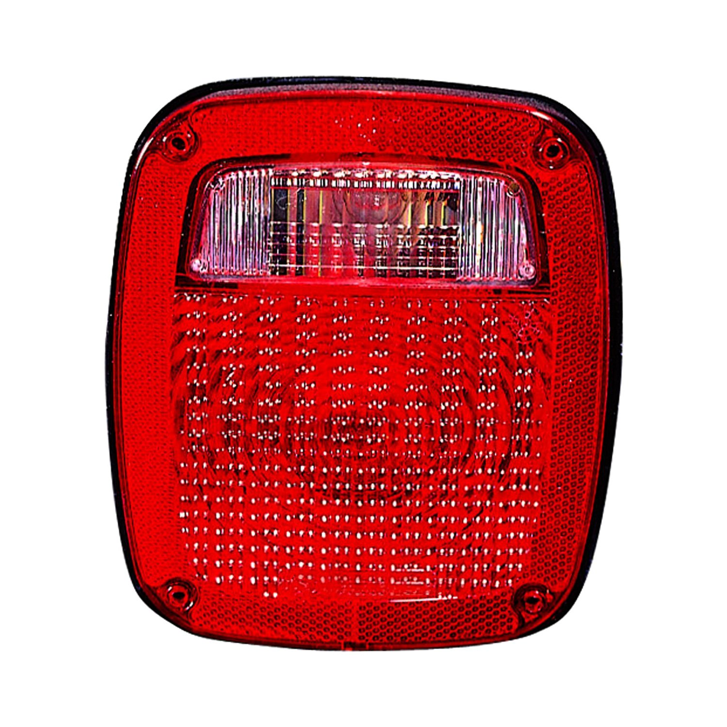 depo jeep wrangler 1991 1996 replacement tail light. Black Bedroom Furniture Sets. Home Design Ideas