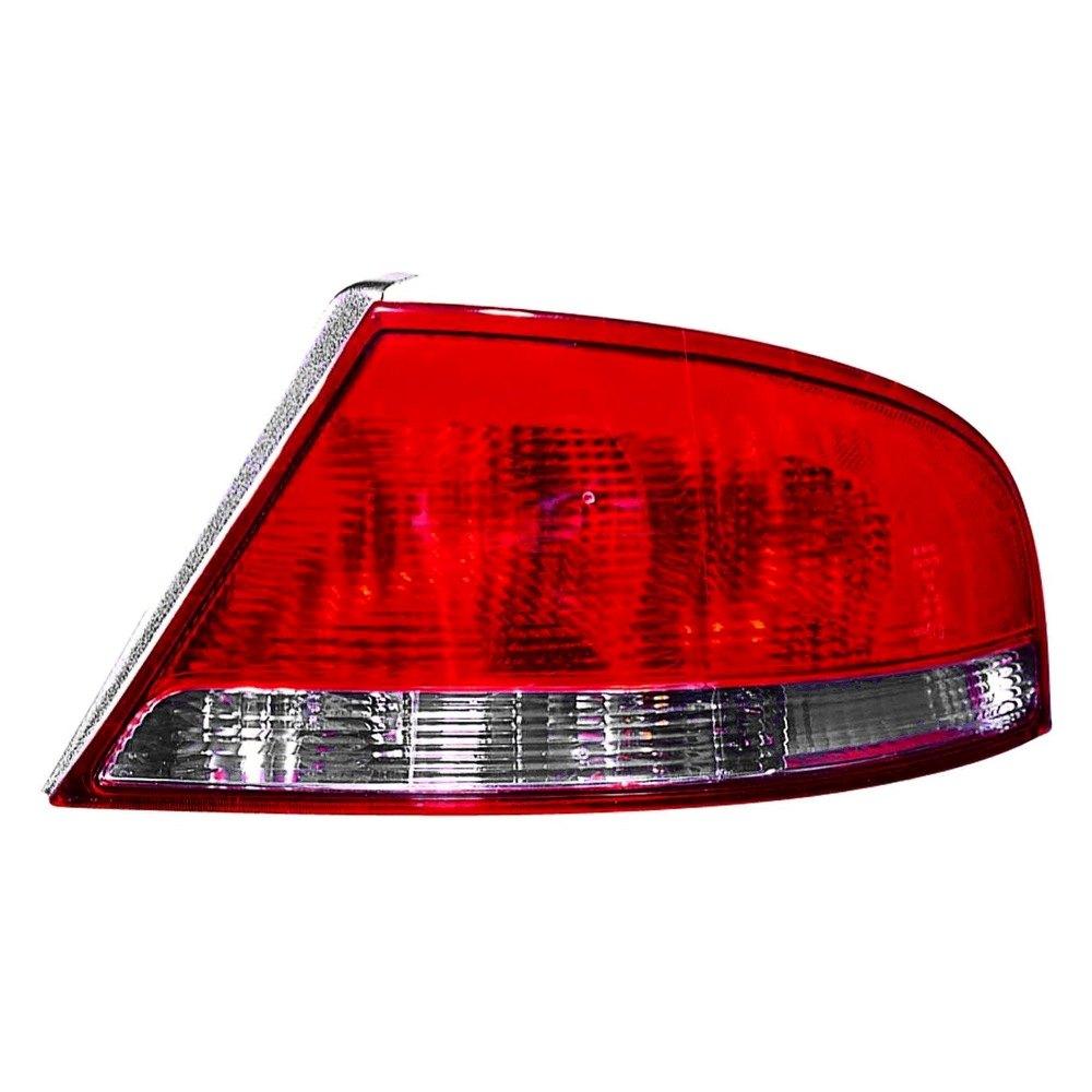 depo chrysler sebring sedan 2004 replacement tail light. Black Bedroom Furniture Sets. Home Design Ideas