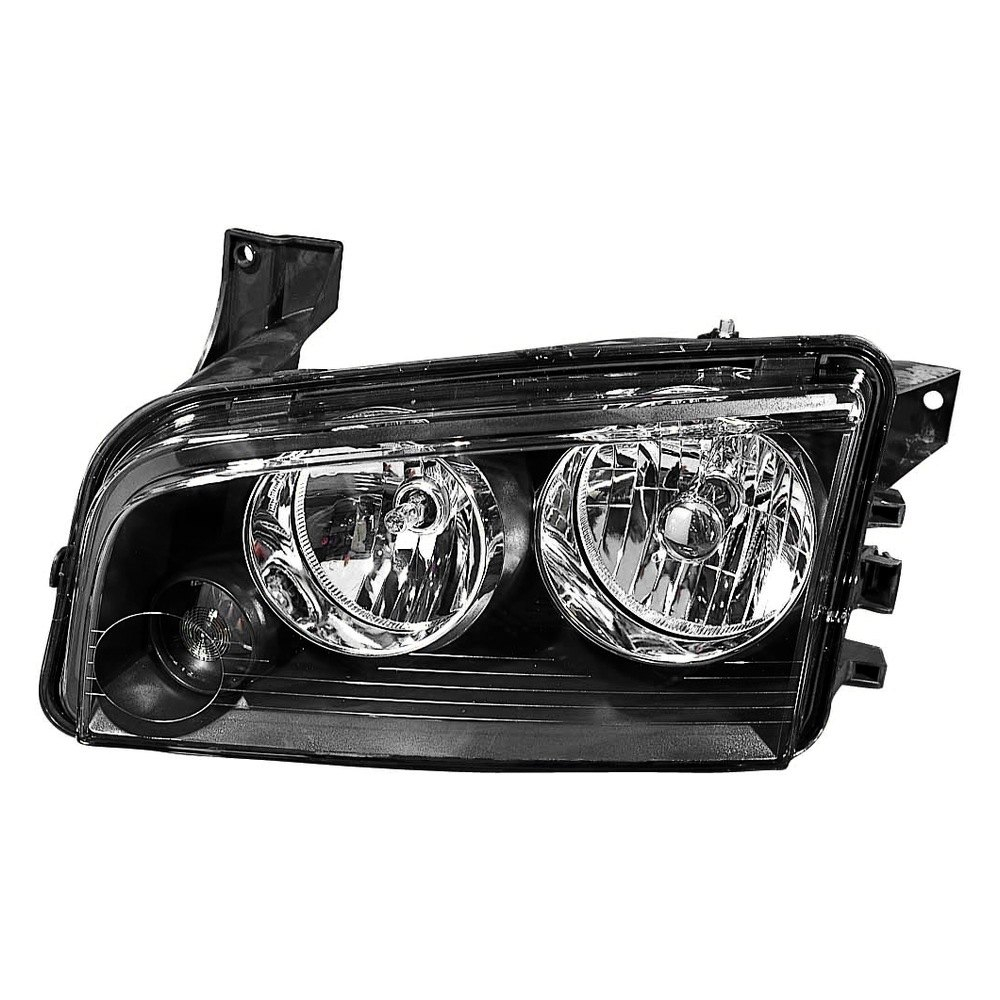 Dodge Replacement Headlights: Dodge Charger 2006 Replacement Headlight