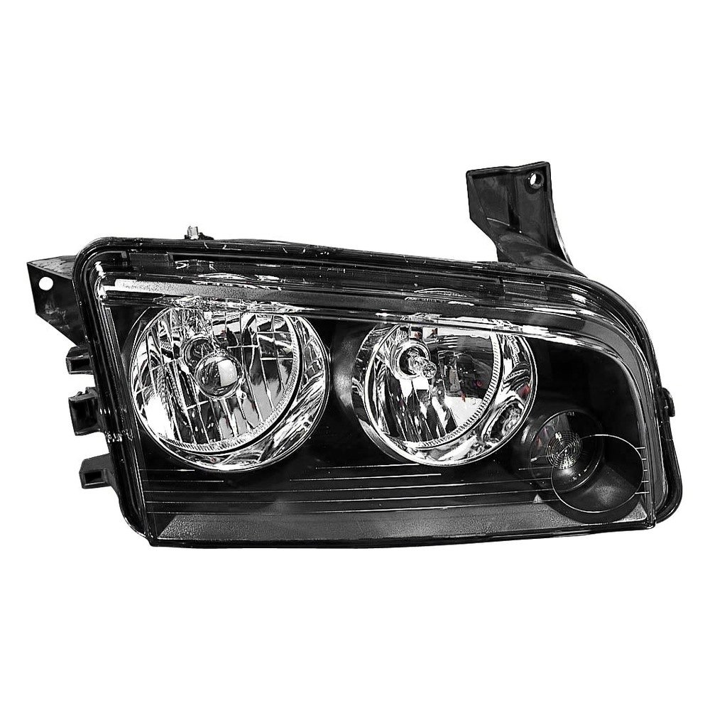 Dodge Replacement Headlights: Dodge Charger 2007 Replacement Headlight