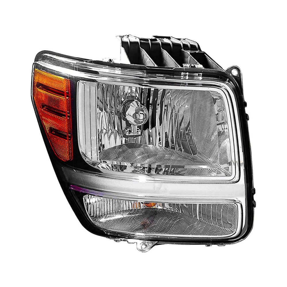 Dodge Replacement Headlights: Dodge Nitro 2007-2010 Replacement Headlight