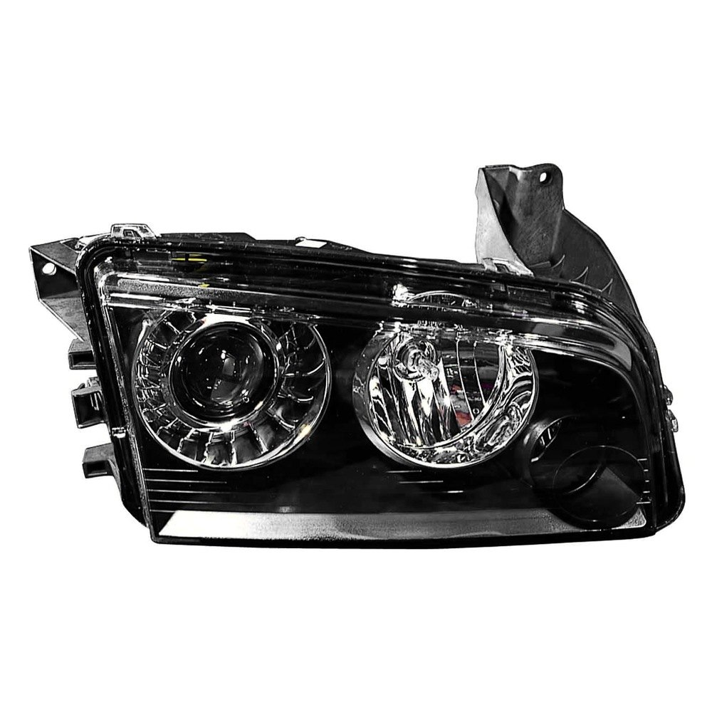 Dodge Replacement Headlights: Dodge Charger 2010 Replacement Headlight