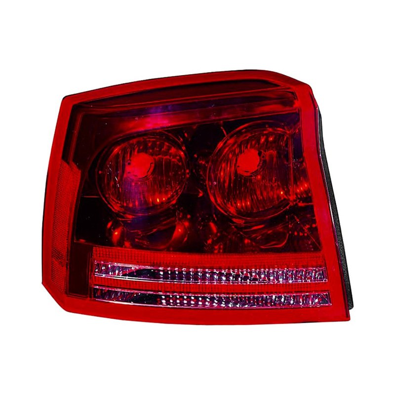depo dodge charger 2007 replacement tail light. Black Bedroom Furniture Sets. Home Design Ideas