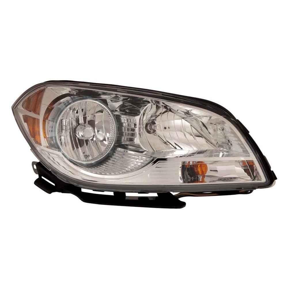 Chevy Malibu Hybrid 2009 Replacement Headlight