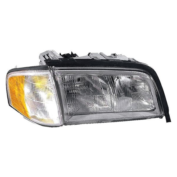 Depo mercedes c230 c280 c43 amg with factory for Mercedes benz headlight replacement
