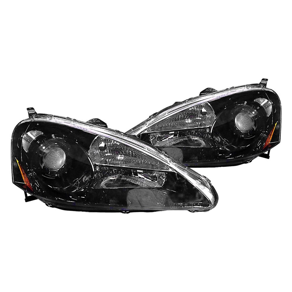 Acura RSX 2005 Driver And Passenger Side Headlights