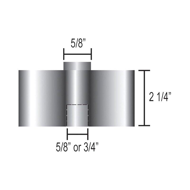 Derale 34510 1 Universal Fan Spacer
