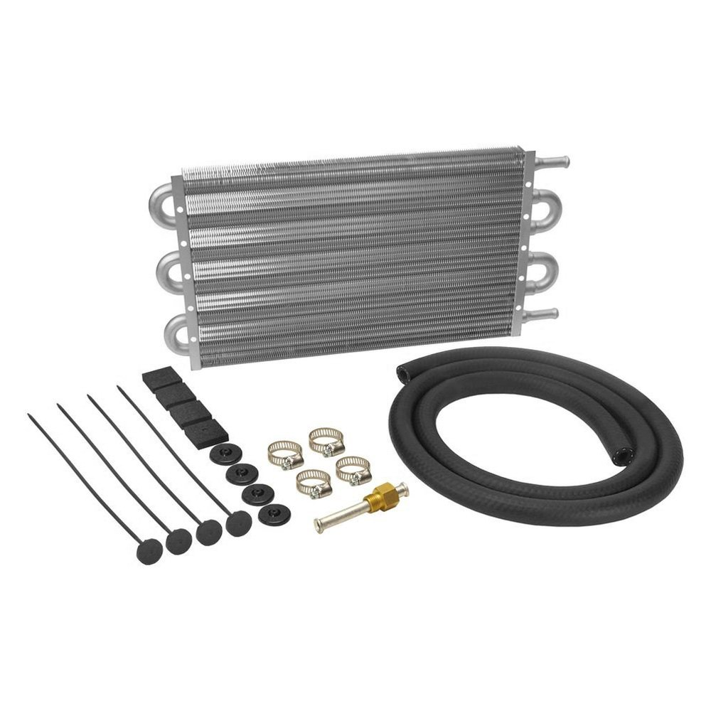 Racing Transmission Fluid Cooler : Derale performance dyno cool series transmission