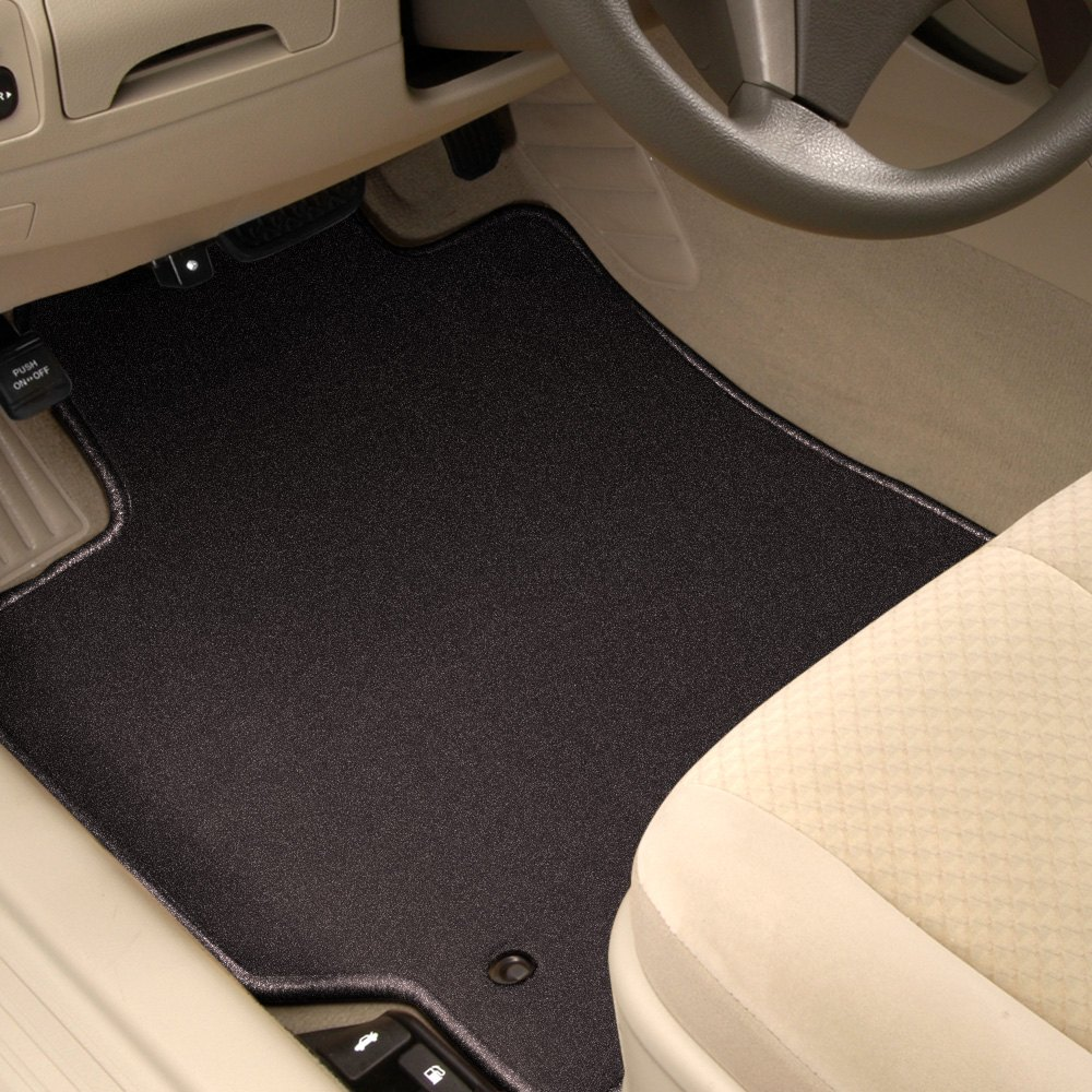 For Chevy Corvair 68-69 1st & 2nd Row Mink Carpeted Floor ...