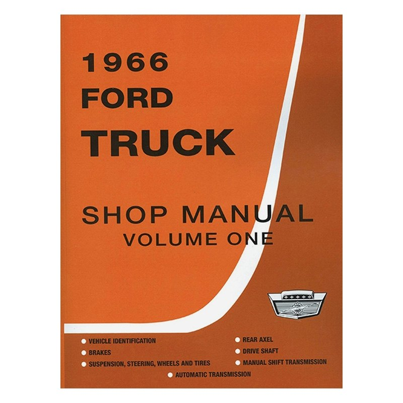 Detroit Iron® - Shop Manual