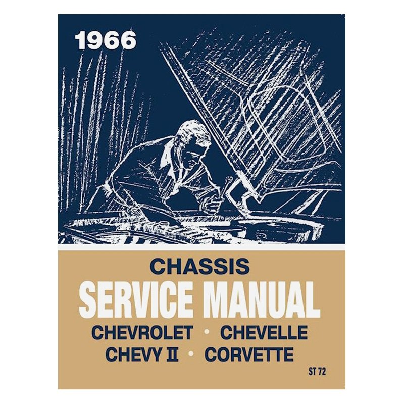 Detroit Iron® - Chassis Service Manual