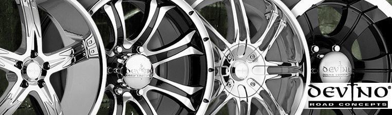 Devino Wheels & Rims