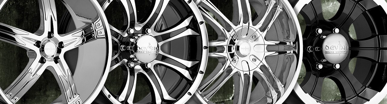 Universal Devino WHEELS & RIMS