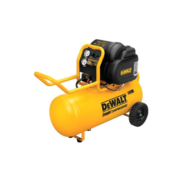 Dewalt 174 D55167 1 6 Hp 15 Gal Oil Wheeled Air Compressor