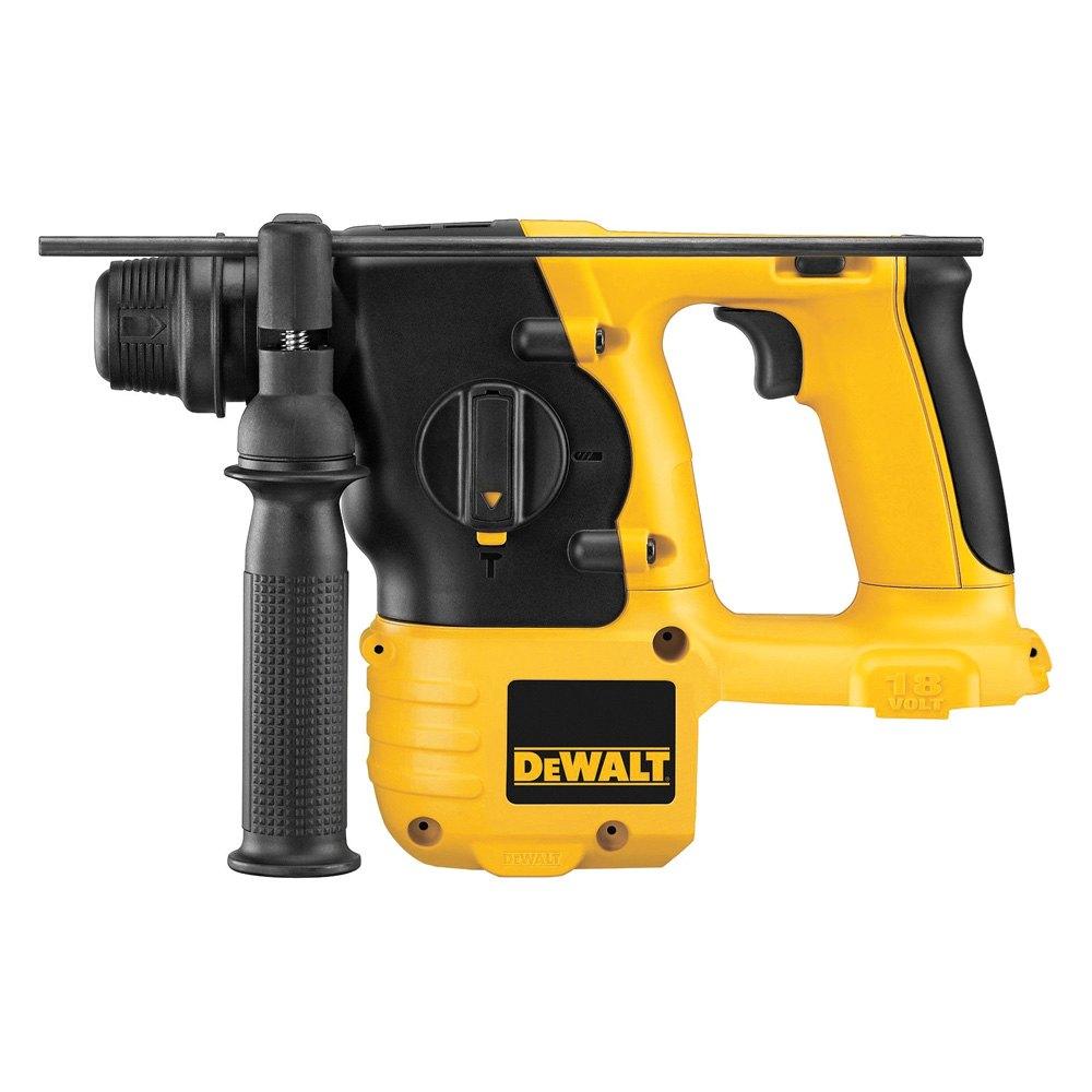 dewalt dc212b 18v 7 8 cordless sds hammer tool only. Black Bedroom Furniture Sets. Home Design Ideas