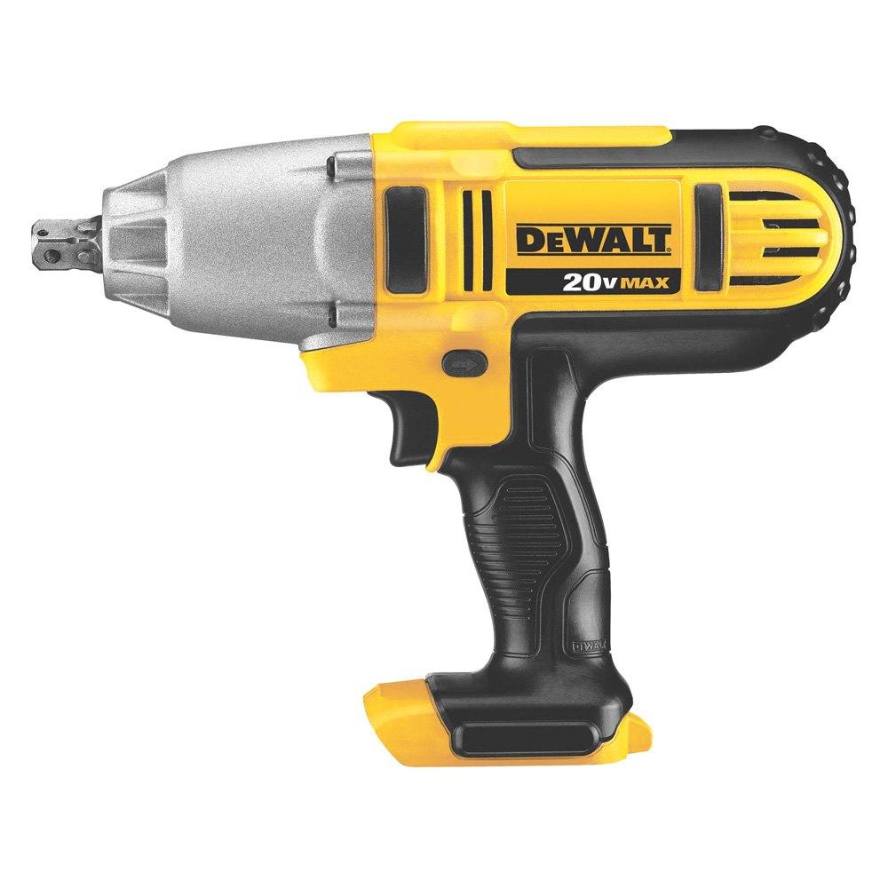 "DeWalt® - 20V Max Li-Ion 1/2"" High Torque Impact Wrench Bare"