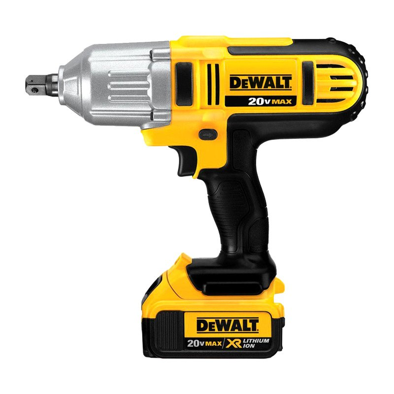 "Dewalt Impact Wrench 1 2 >> DeWALT® DCF889M2 - 20V Max Detent Pin 1/2"" Impact Wrench Li-Ion - TOOLSiD.com"