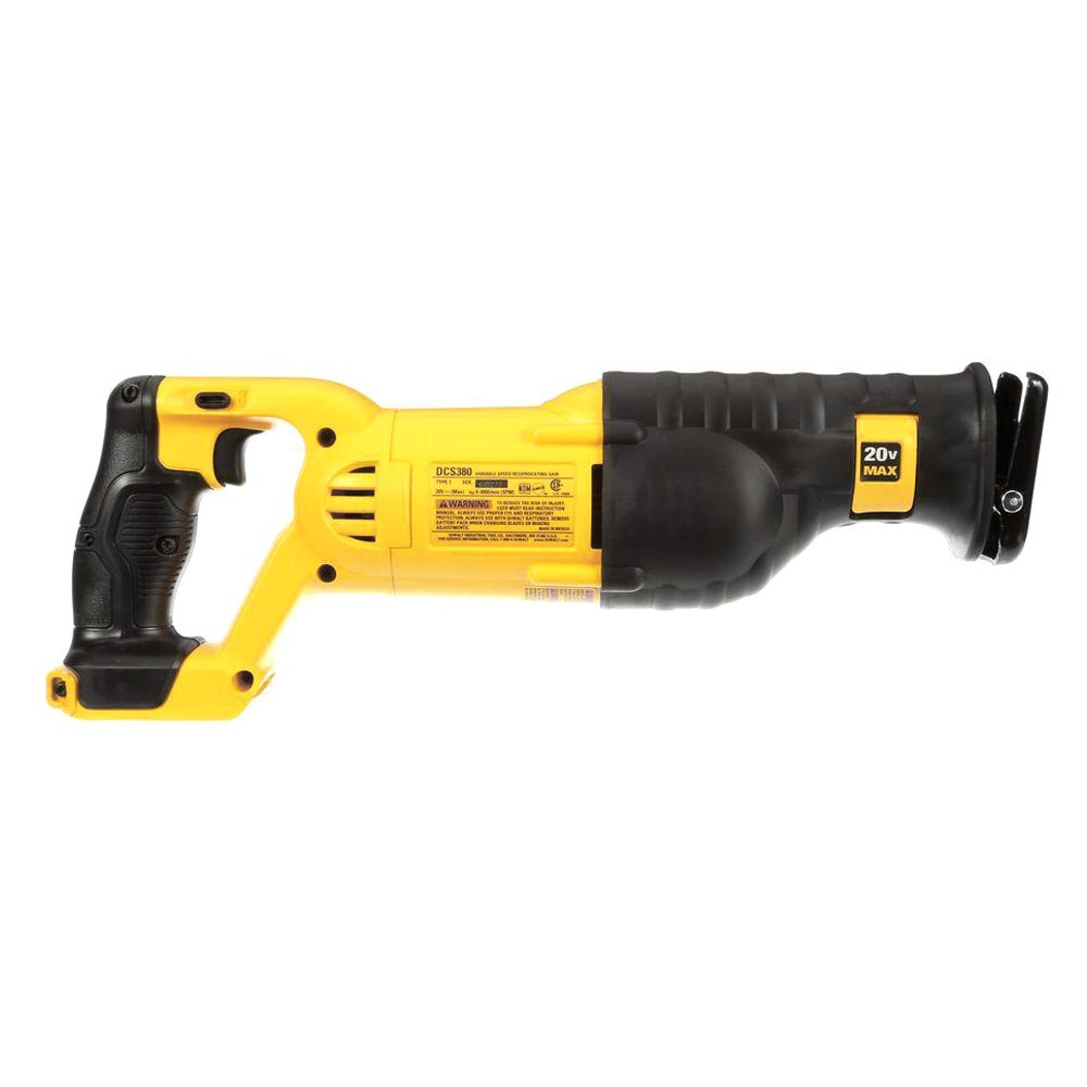 DeWALT® DCS380B - 20V Max Li-Ion Reciprocating Saw Tool Only