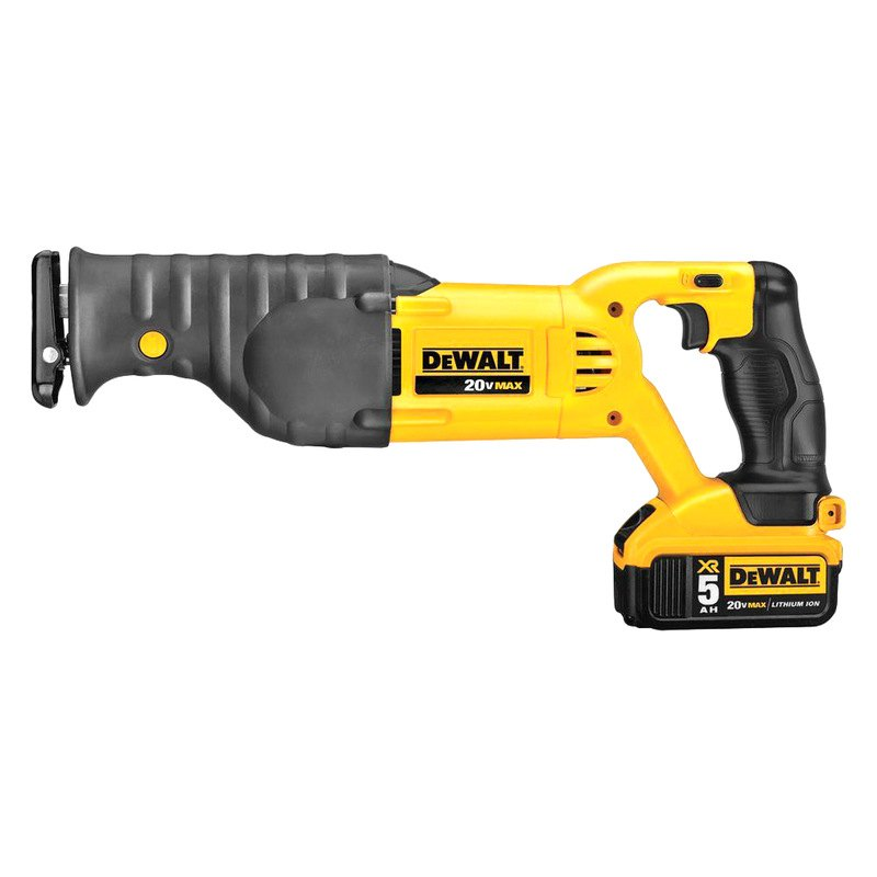 DeWALT® DCS380P1 - 20V Max 5.0 Ah Reciprocating Saw Kit ...