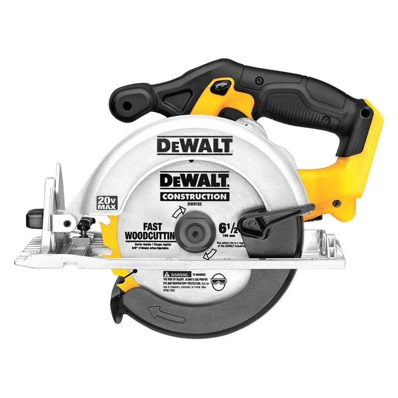 dewalt dcs391b 6 5 20v max circular saw tool only. Black Bedroom Furniture Sets. Home Design Ideas