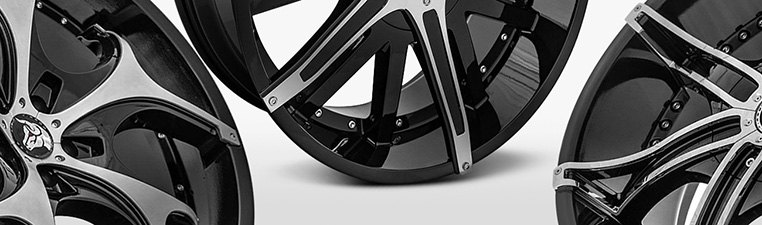 Diablo Wheels & Rims
