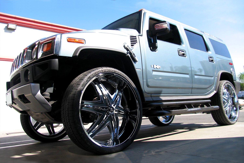 Diablo 174 Elite Wheels Chrome With Inserts Rims