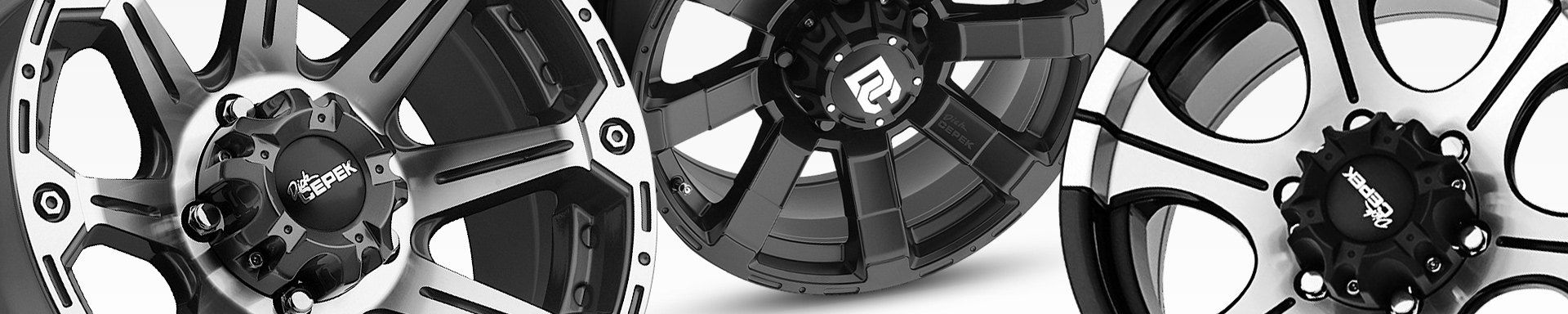 Universal Dick Cepek WHEELS & RIMS