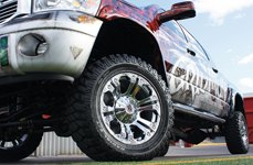 DICK CEPEK® - Tires on Dodge Ram