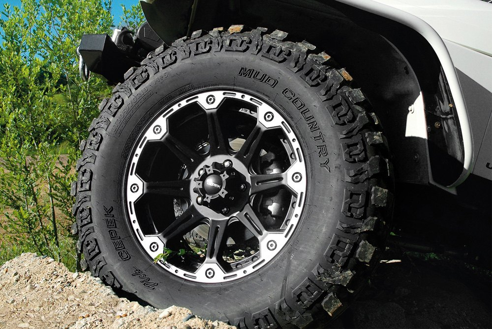 dick cepek extreme country tire review