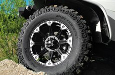 DICK CEPEK® - Tires on Jeep Wrangler