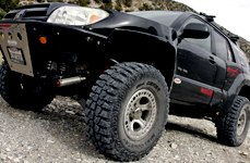 DICK CEPEK® - Tires on Toyota Fortuner