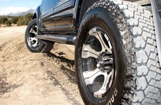 DICK CEPEK® - Tires on Toyota Sequoia